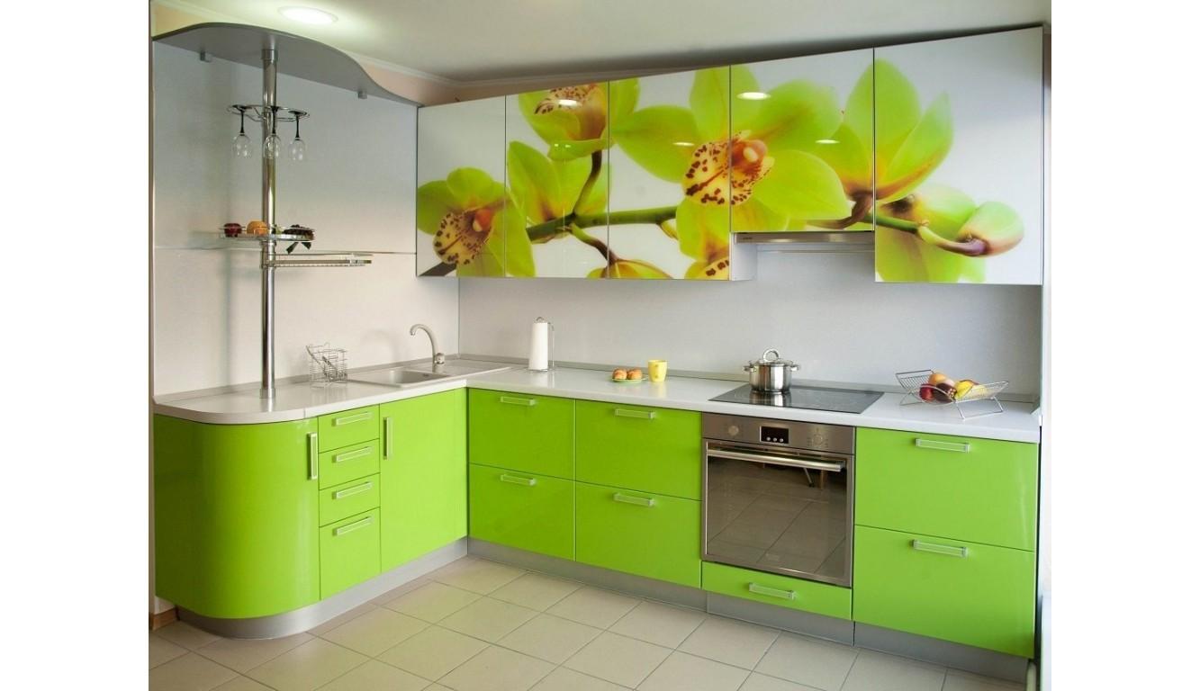 Серия Кухни с фотопечатью