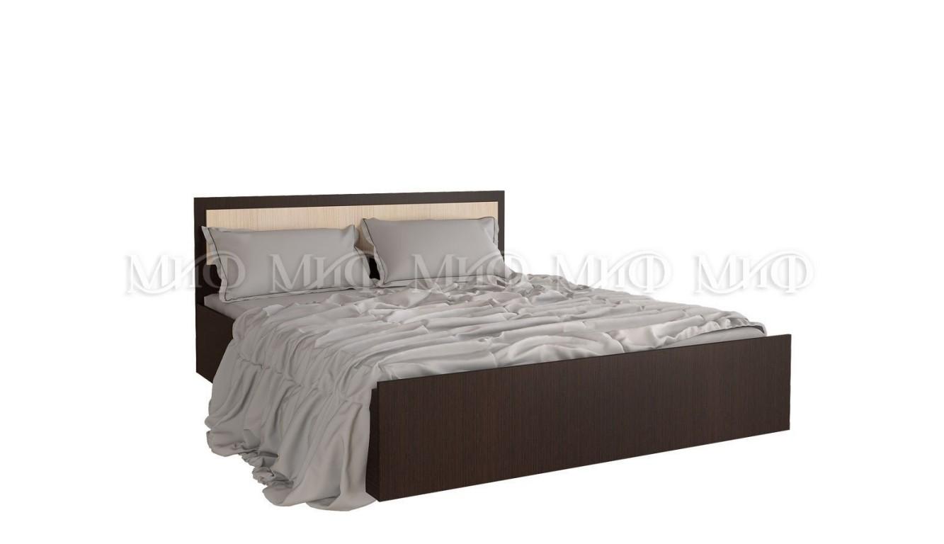 """Кровать двуспальная """"Фиеста"""" 140х200см"""