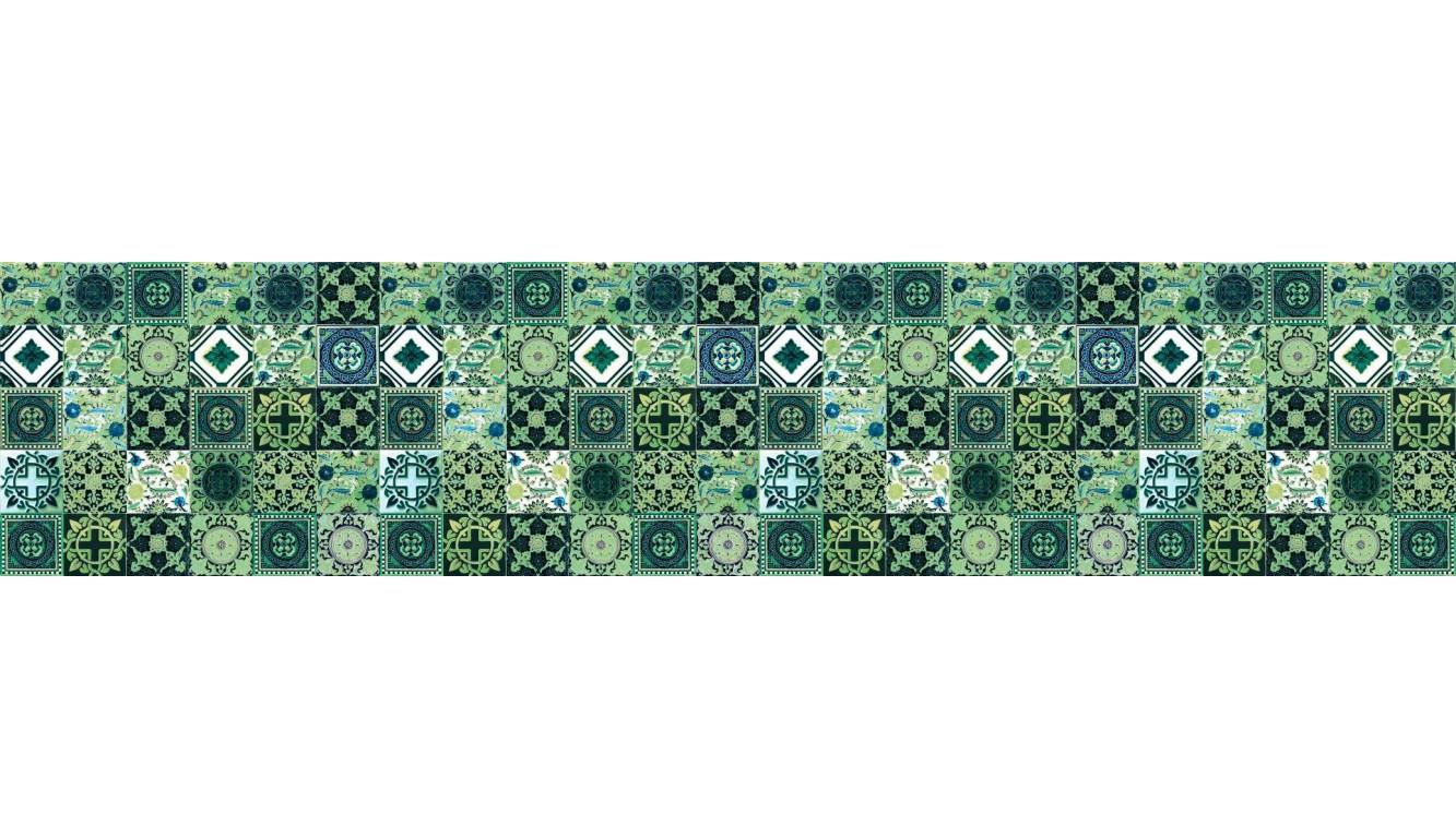 Стеновая панель Марокканская плитка ASP-08