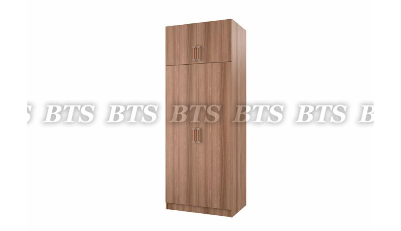 Шкаф 2-х ств.с перегородкой 0,8 метра