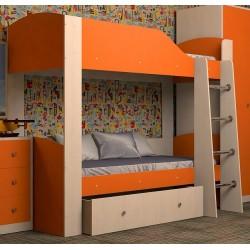 Двухъярусные кровати