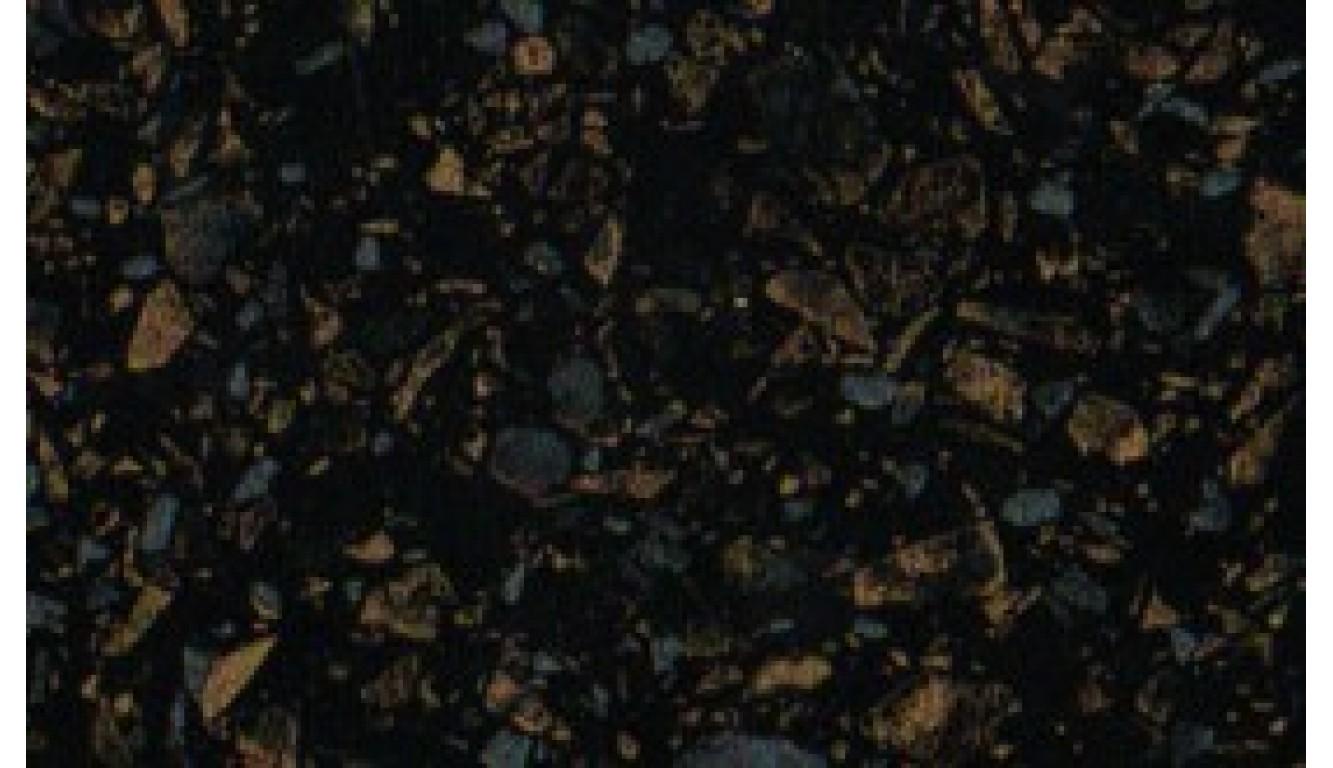 Столешница Черная бронза (глянец), 38 мм, 3 метра