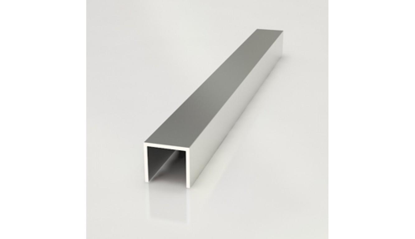 Планка для стеновой панели П-образная 3 метра