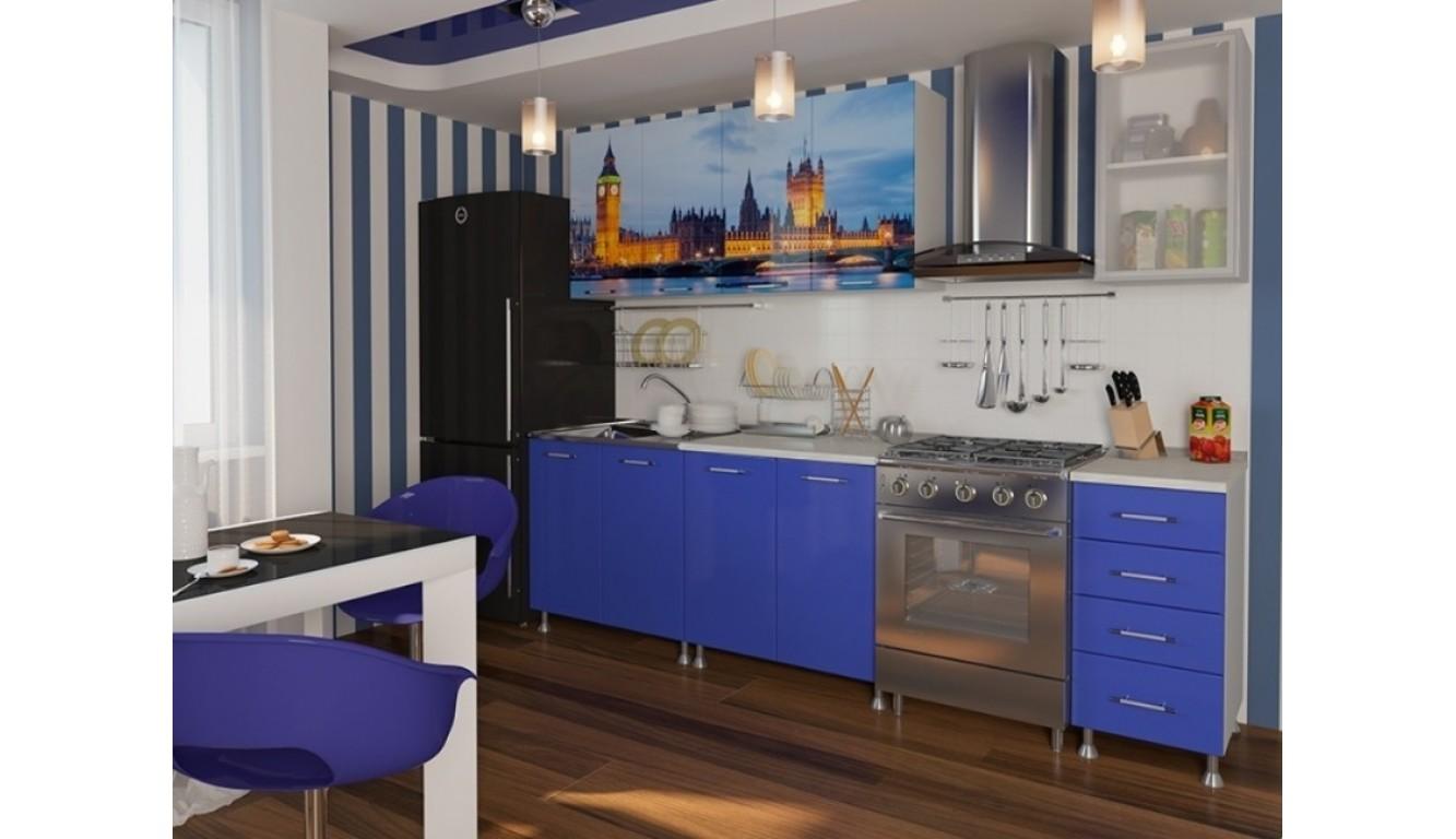 "Кухня ""Лондон-1 ЛДСП""  2м."