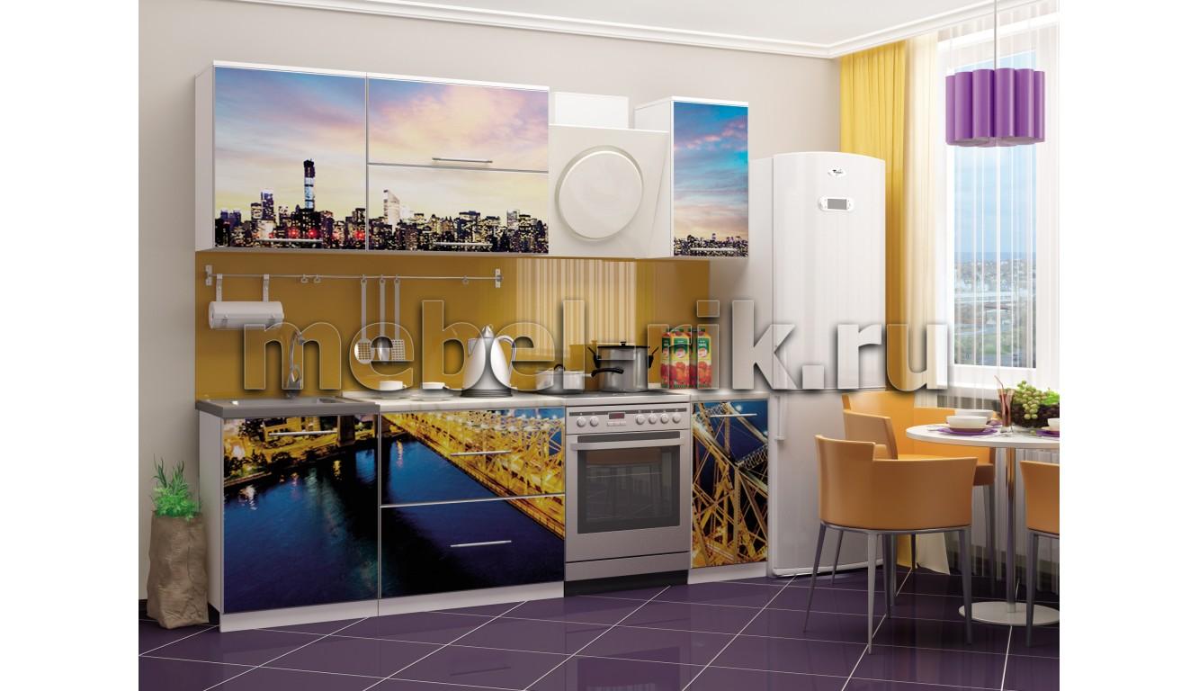 """Кухня """"Город-1"""" 1,8м."""