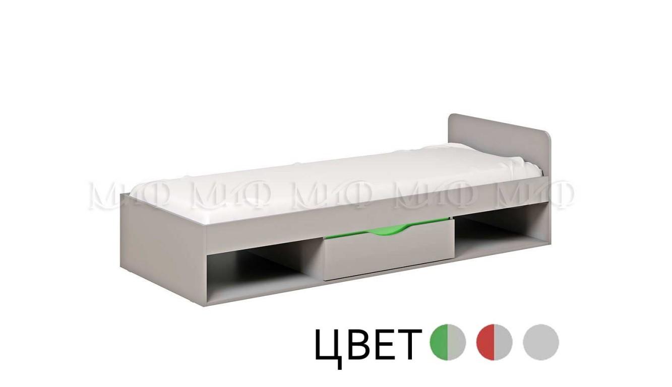 Кровать с ящиками Неаполь