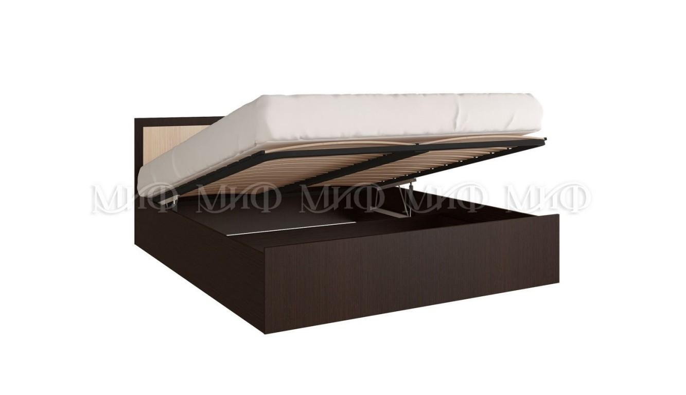 """Кровать с подъемным механизмом """"Фиеста"""" 160х200см"""
