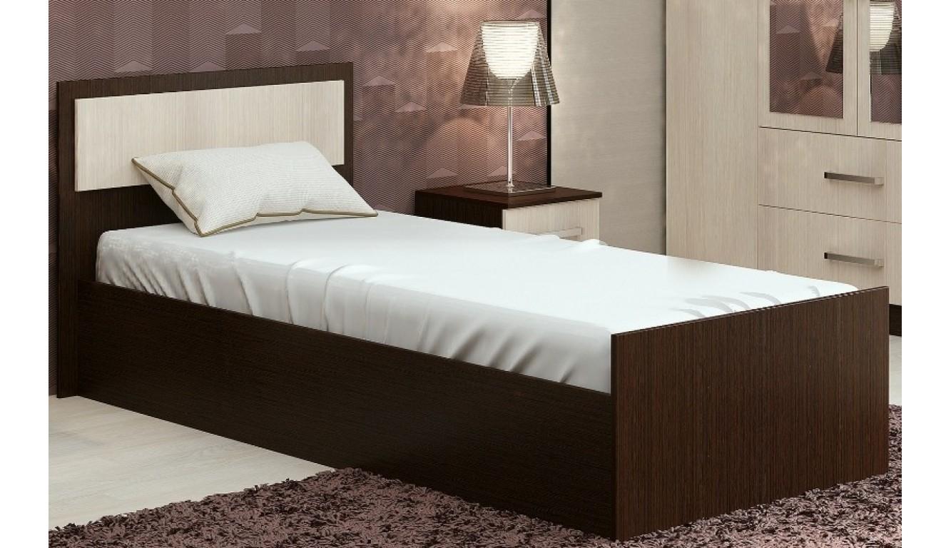 """Кровать односпальная """"Фиеста""""   90х200см"""