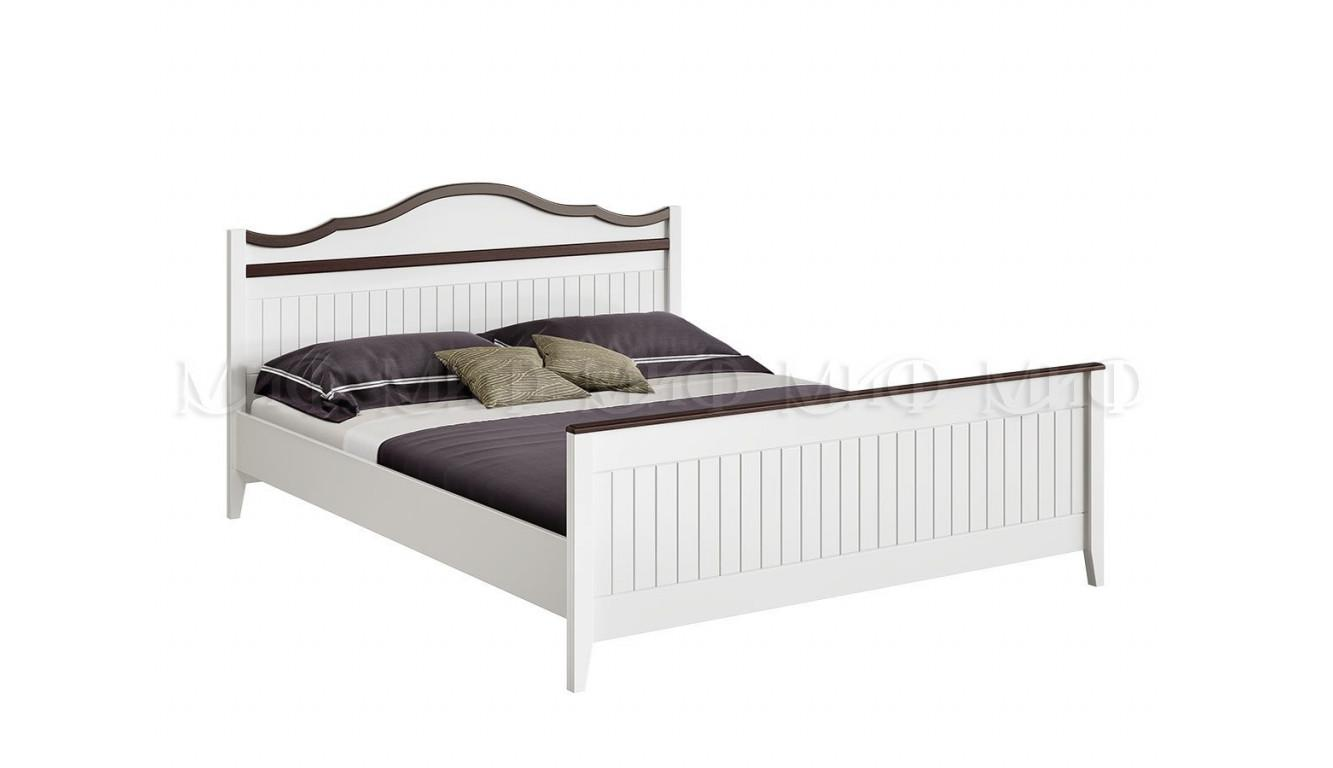 """Кровать двуспальная """"Вояж"""" 1,6м"""