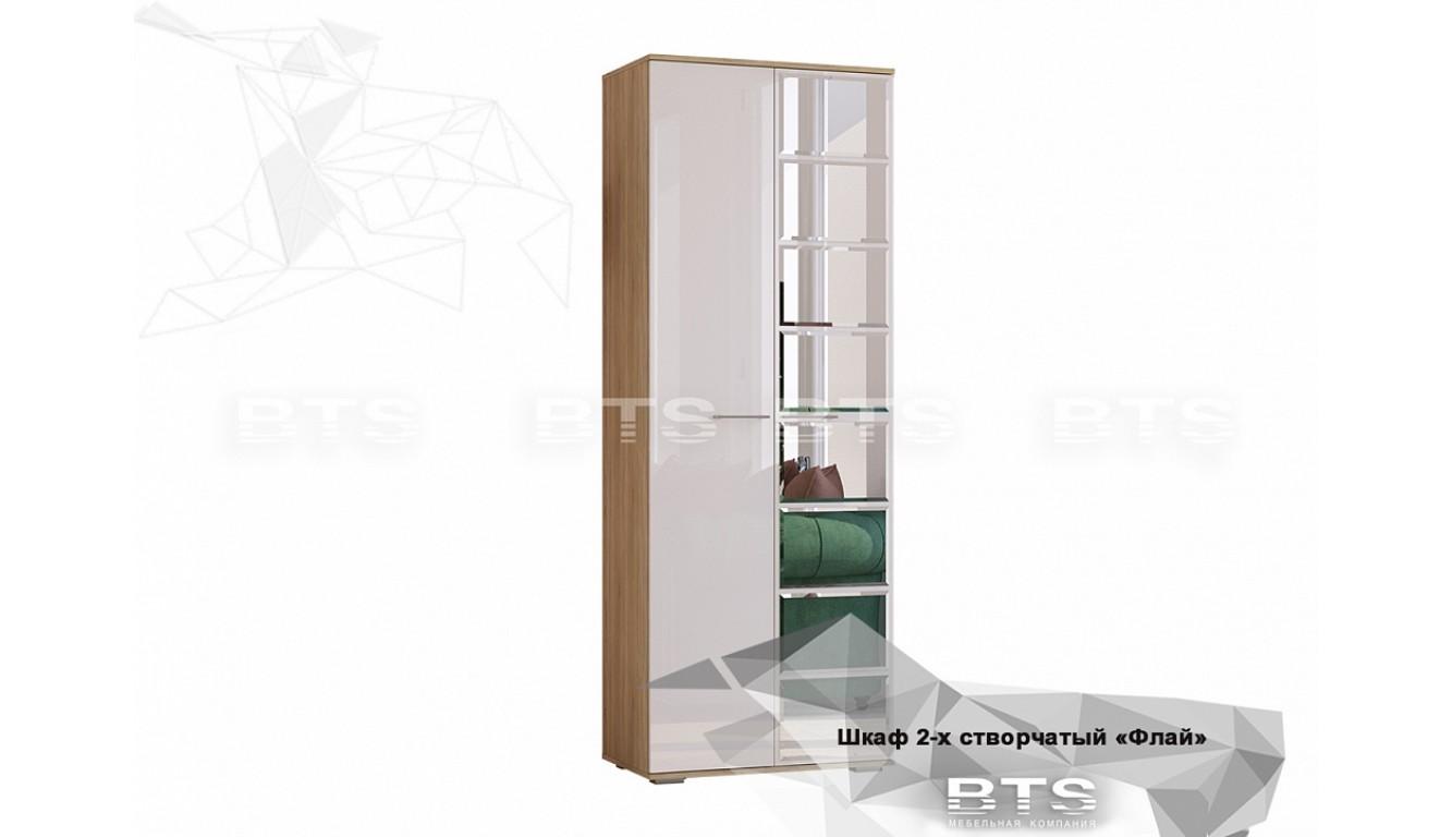 Шкаф распашной гостиная Флай 0,8 х 2,17 метра