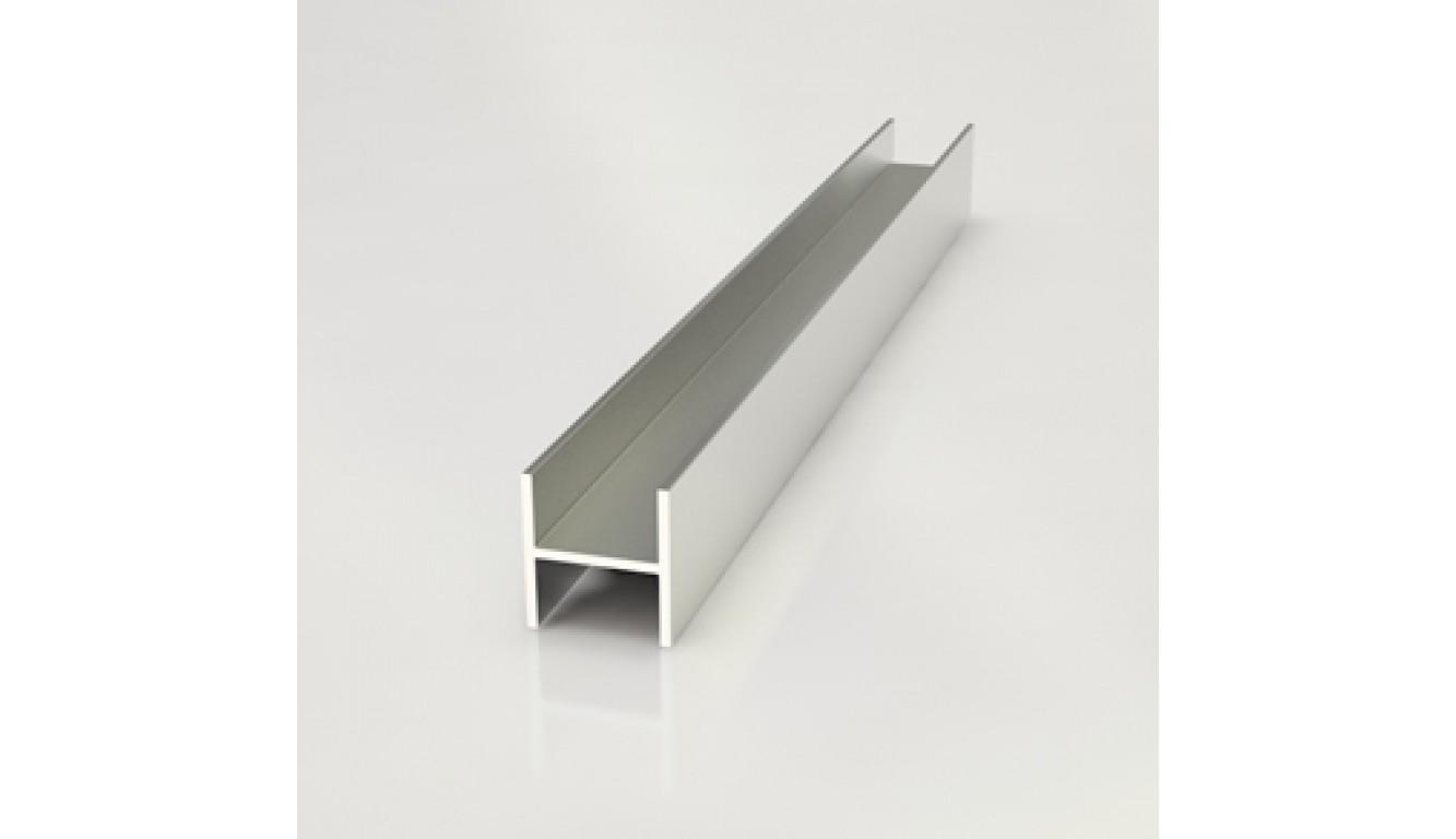 Планка для стеновой панели Н-образная