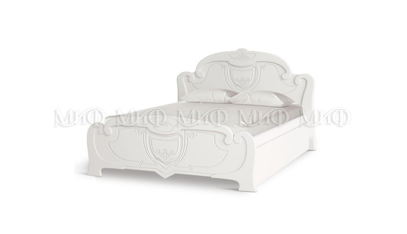 """Кровать двуспальная """"Мария"""" 1,6м"""