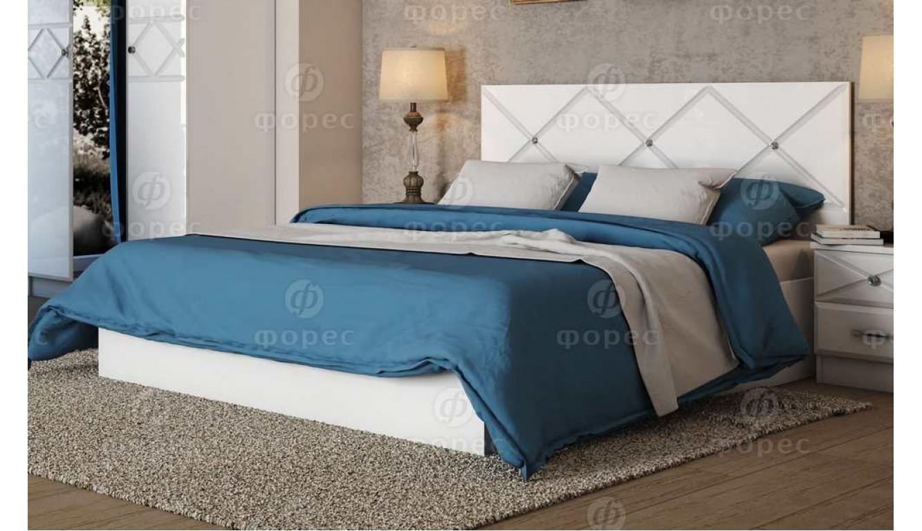 """Кровать """"Ницца"""" 1,4 м"""