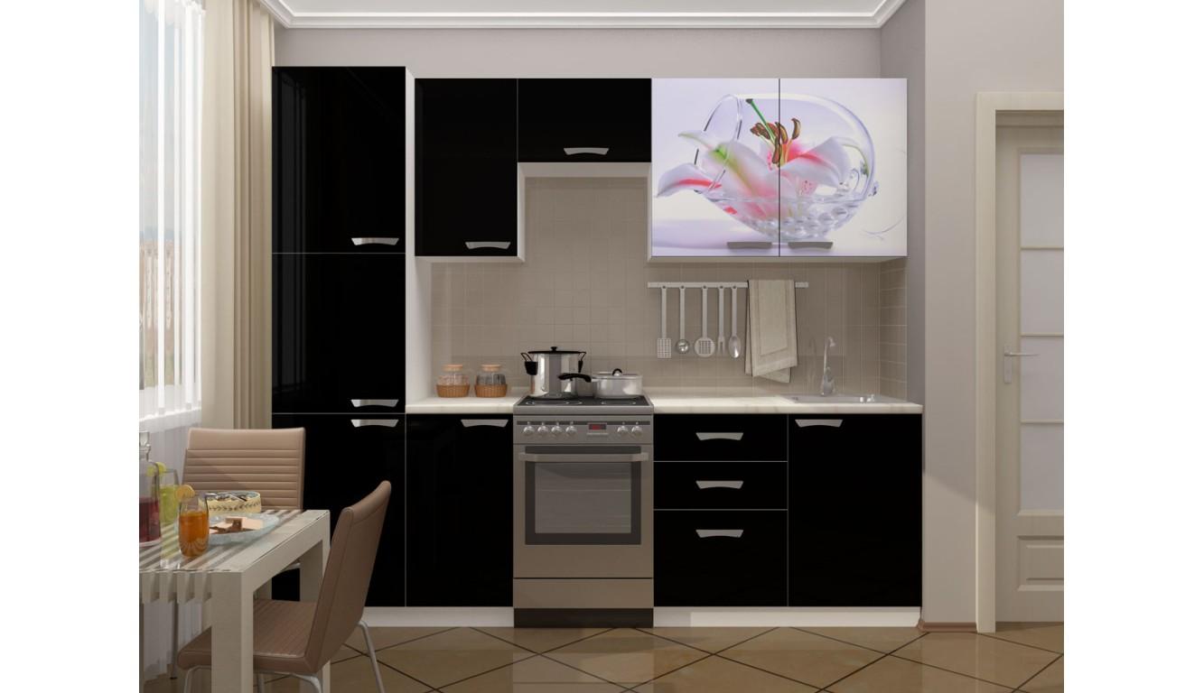 """Кухня """"Лилия МДФ"""" 2,4м."""
