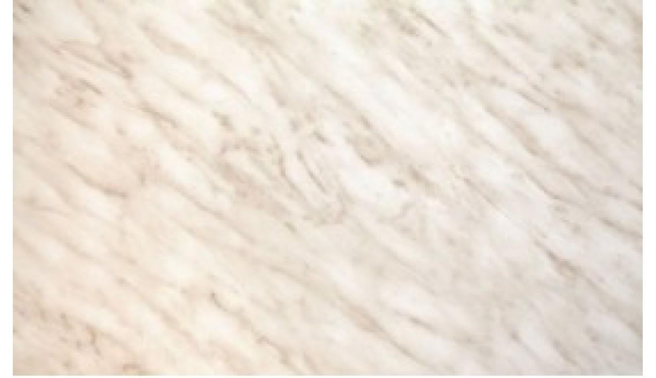 Столешница Белый мрамор, 28 мм, 3 метра