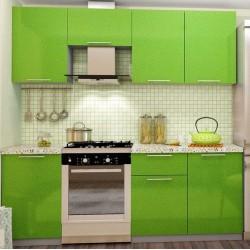 Прямые  кухни  до 2 метров