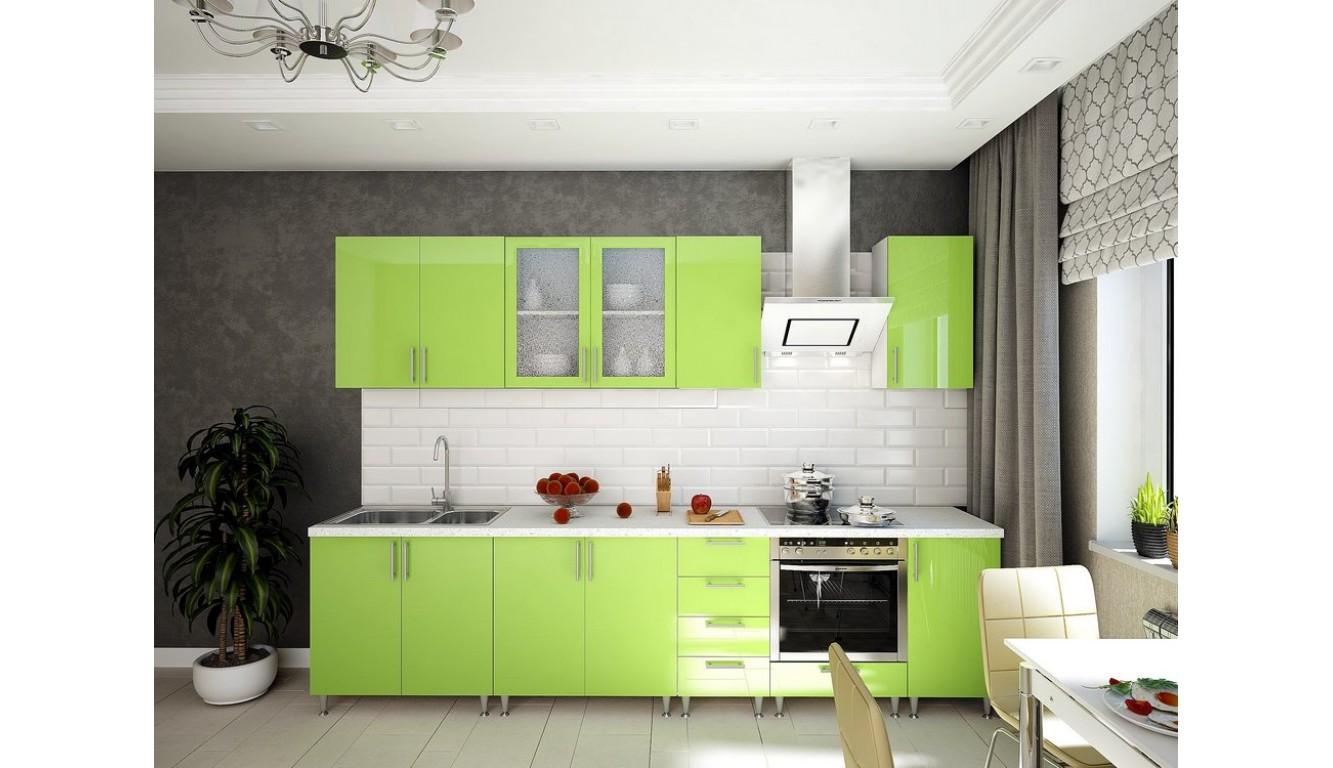 Кухня Лайм 3,0м