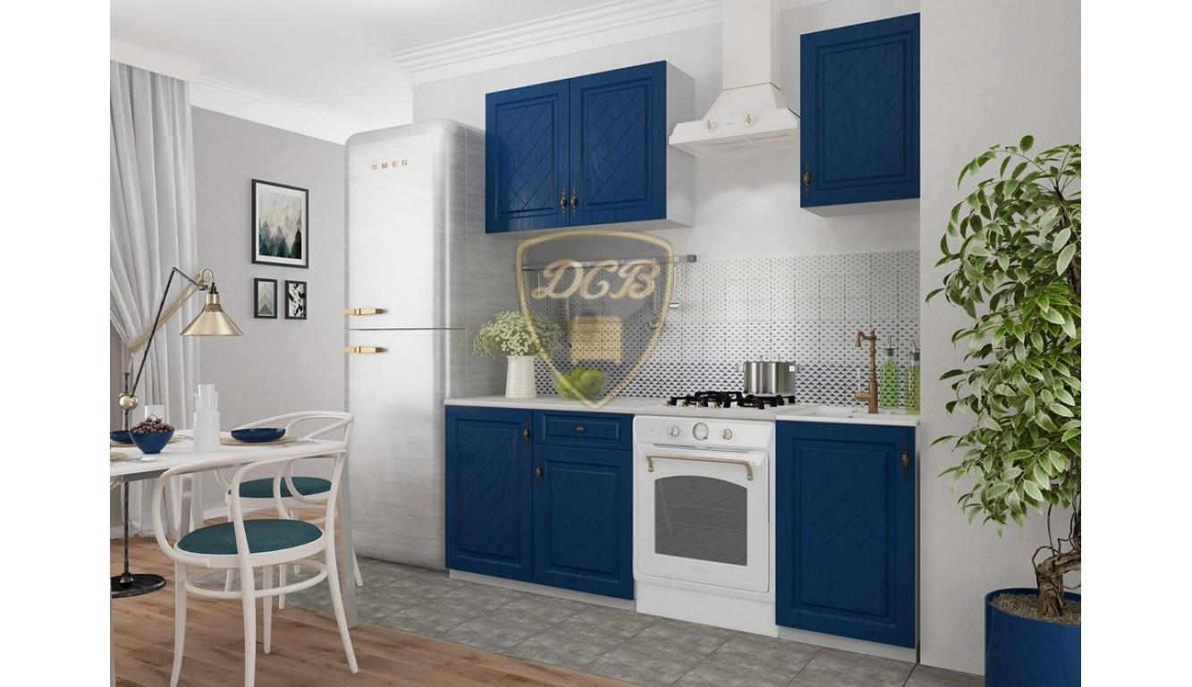 Кухня классическая Айвори Джинс 1,5м