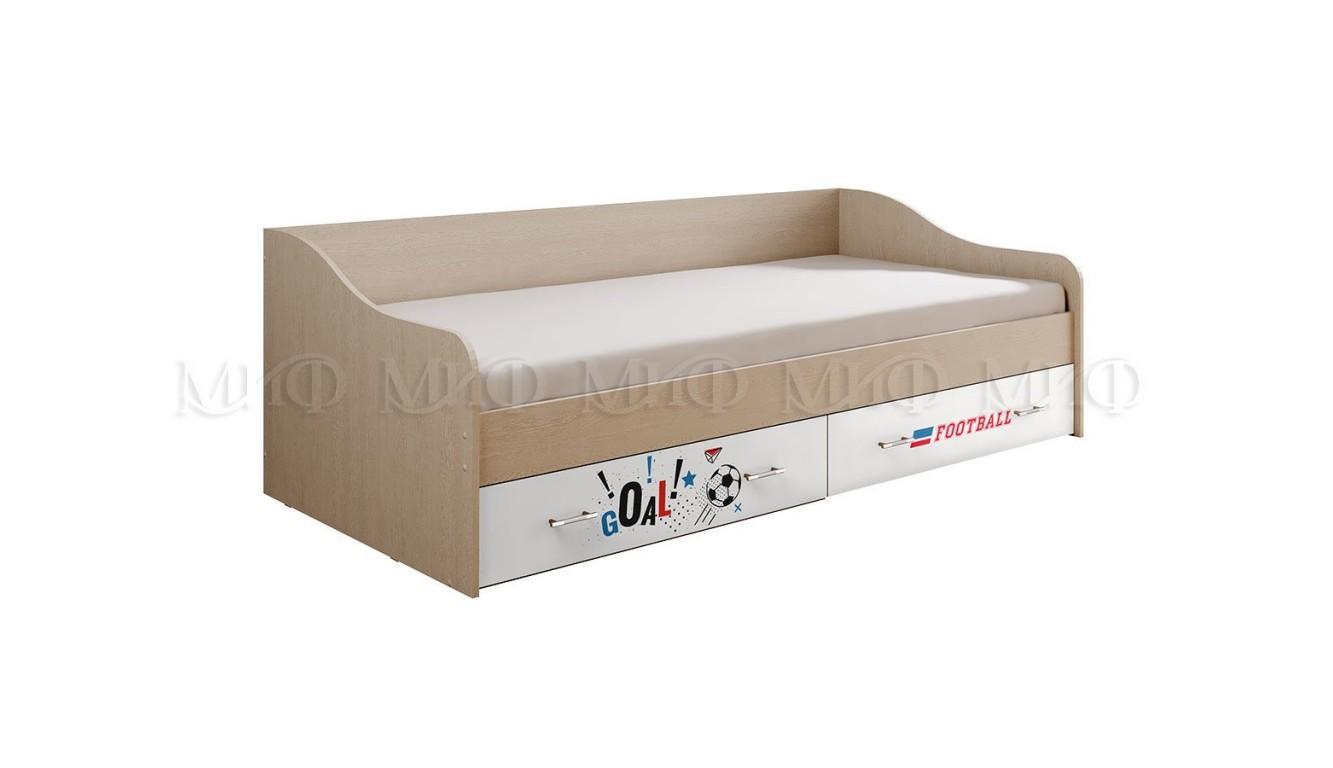 """Детская """"Вега"""" Boy кровать 0,9х2,0м"""
