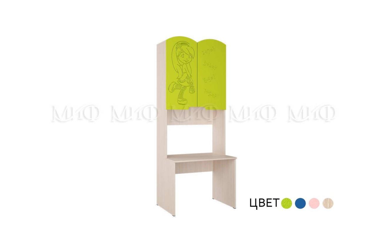 Письменный стол с надстройкой Юниор 3
