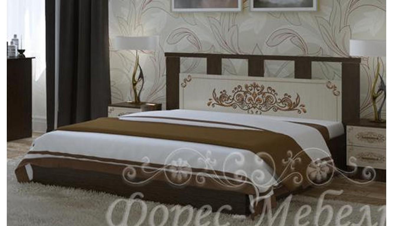 Кровать Жасмин 1,6 метра