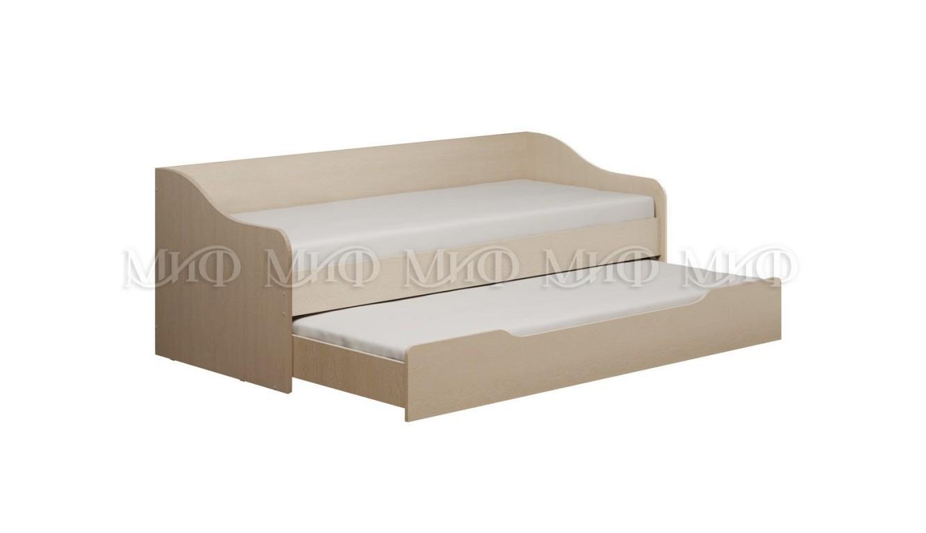 """Детская """"Вега"""" кровать 0,9х2,0м"""