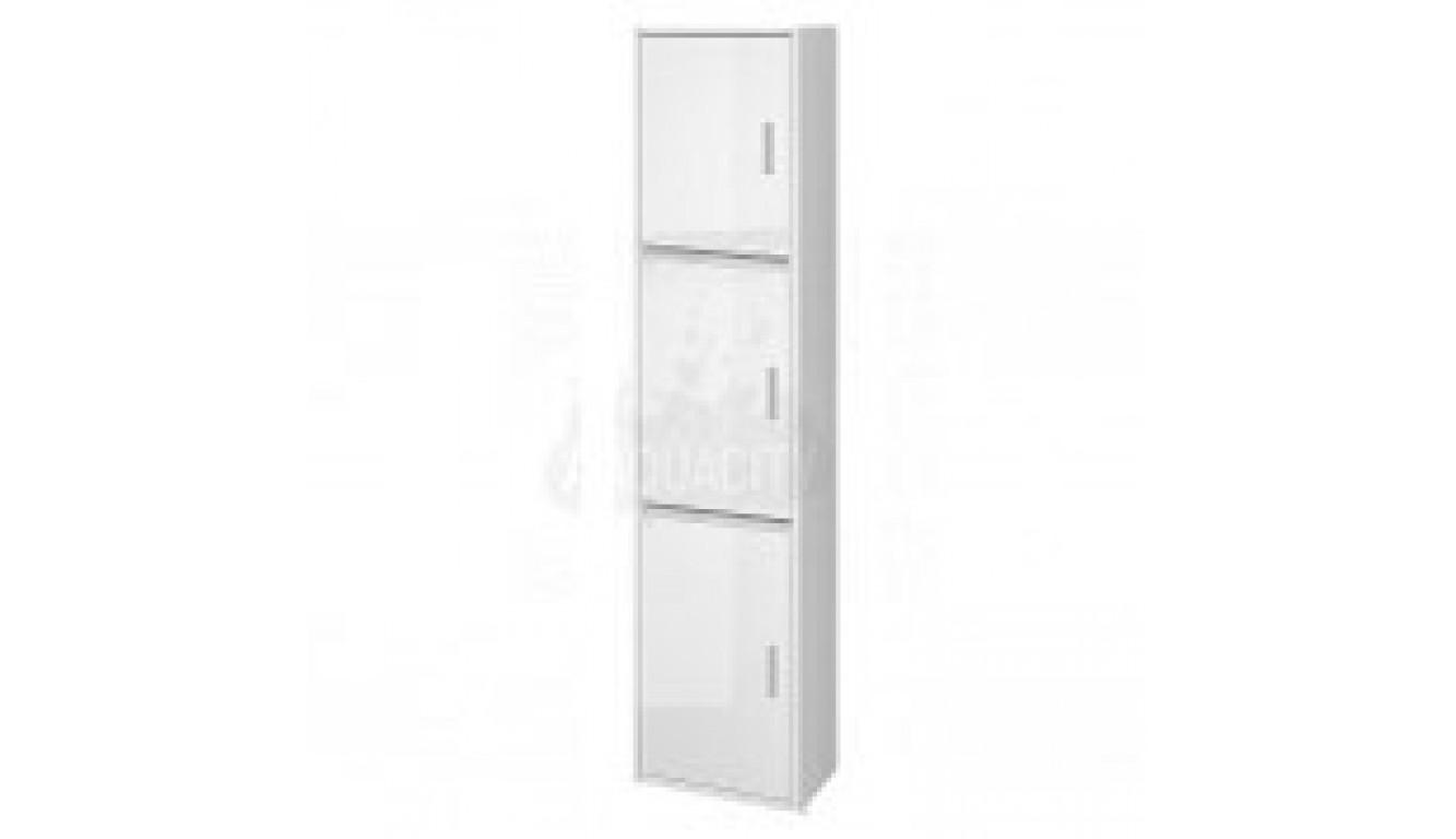 МДФ Пенал настольный 3 двери (400х1292х314)
