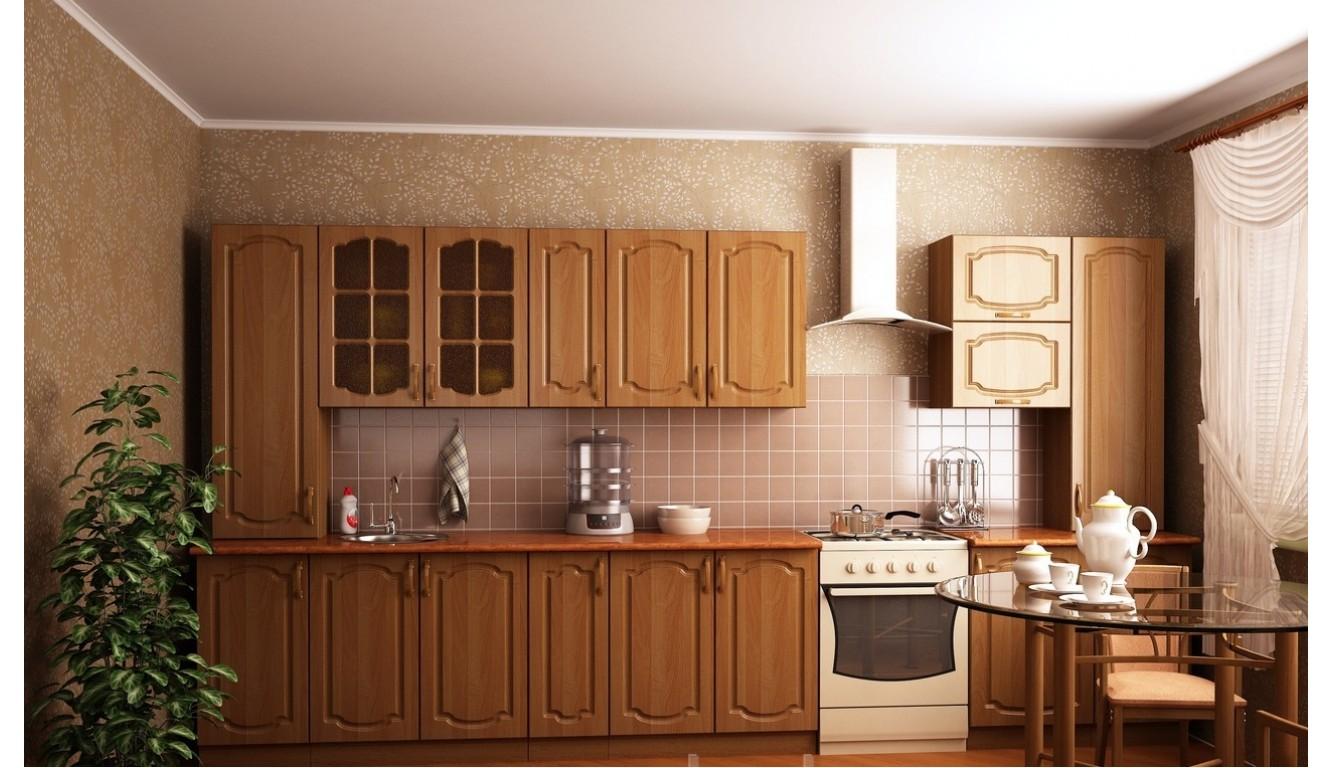 """Кухня """"Сказка МДФ"""" 3,2м."""