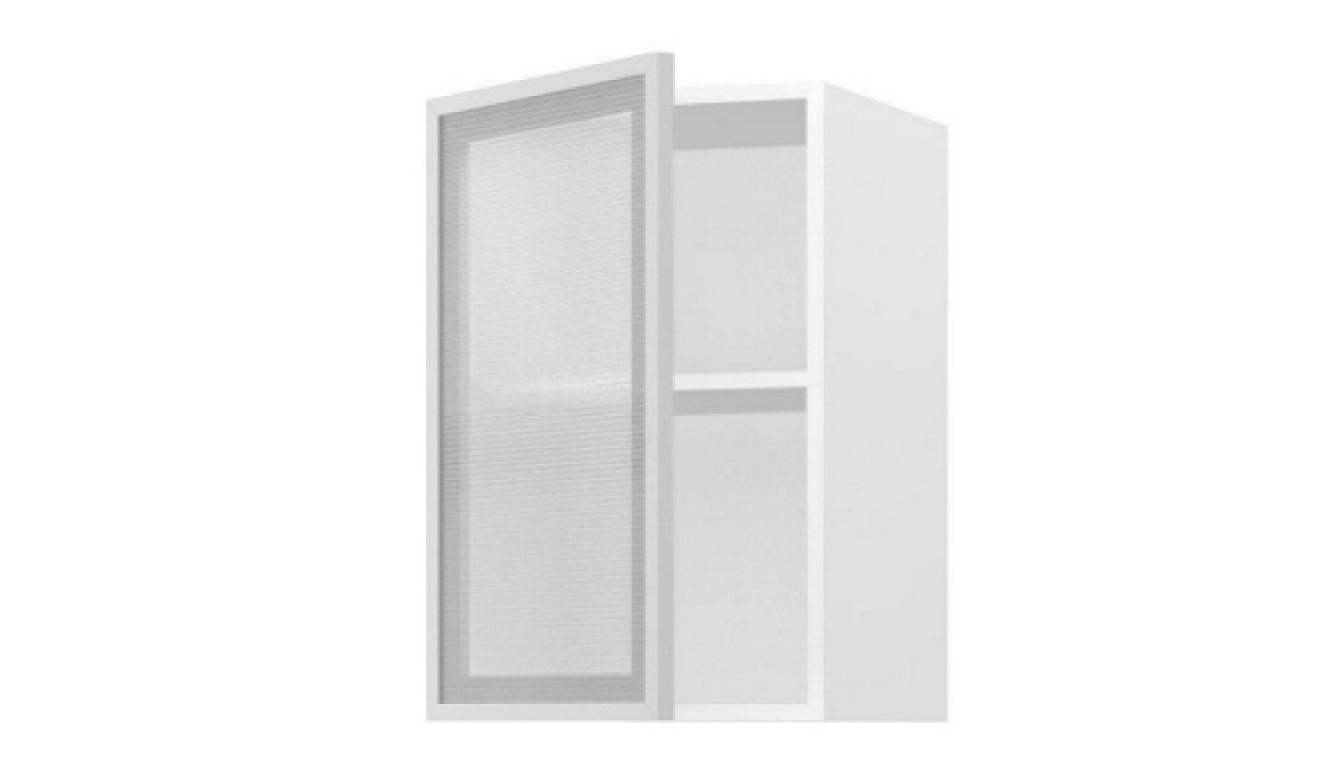 МДФ Шкаф верхний со стеклом (500х716х314)