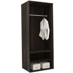 "Стенка ""Бордо"" шкаф распашной 0,9 метра (стк)"