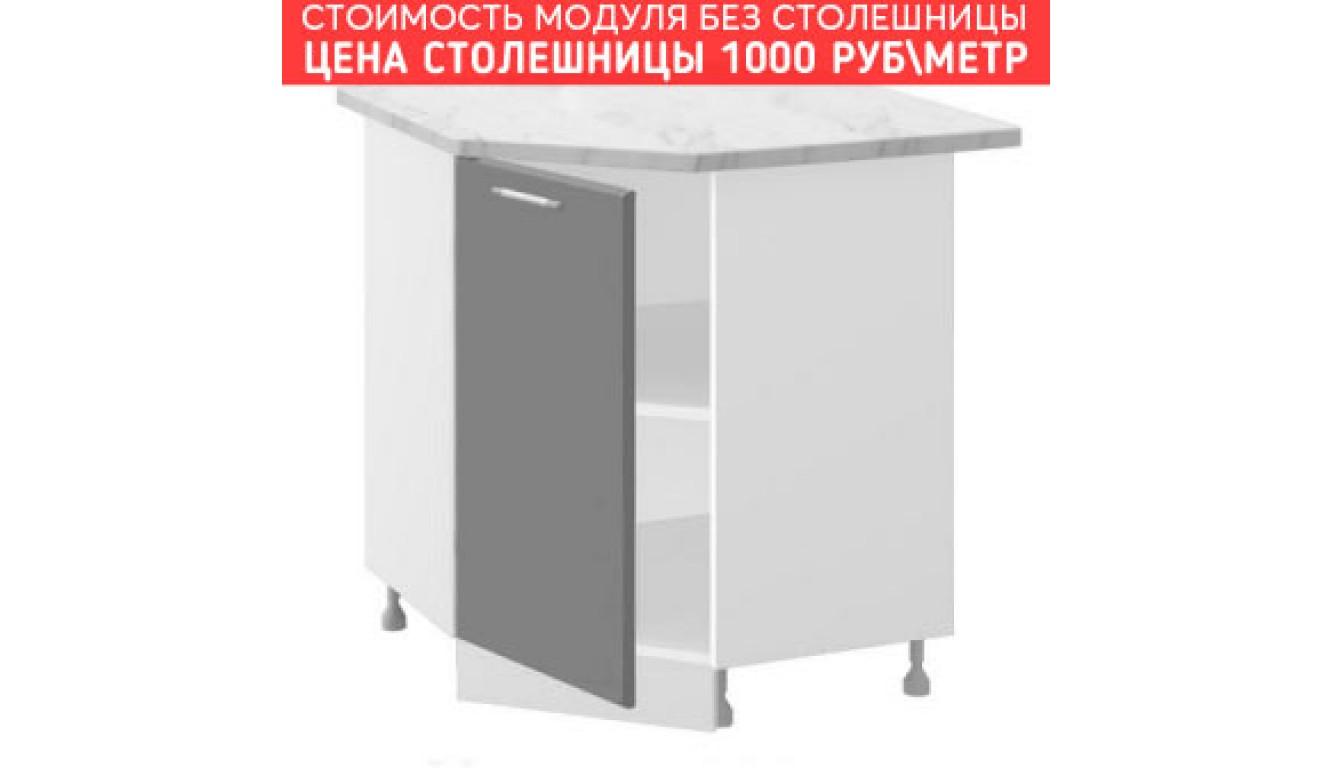 МДФ Шкаф нижний угловой (857х840х857)
