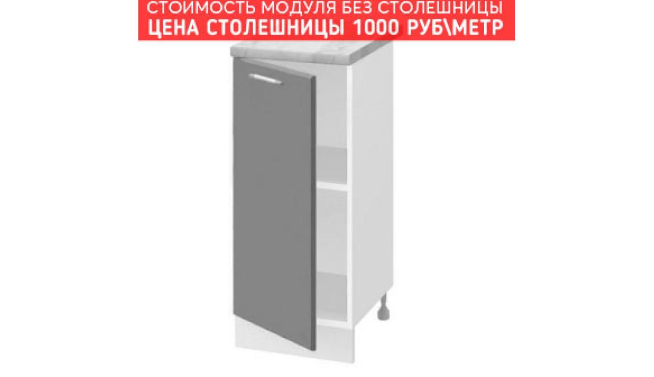 МДФ Шкаф нижний (300х840х474)