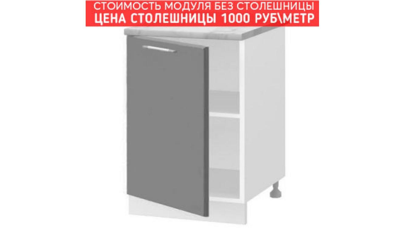 МДФ Шкаф нижний (500х840х474)