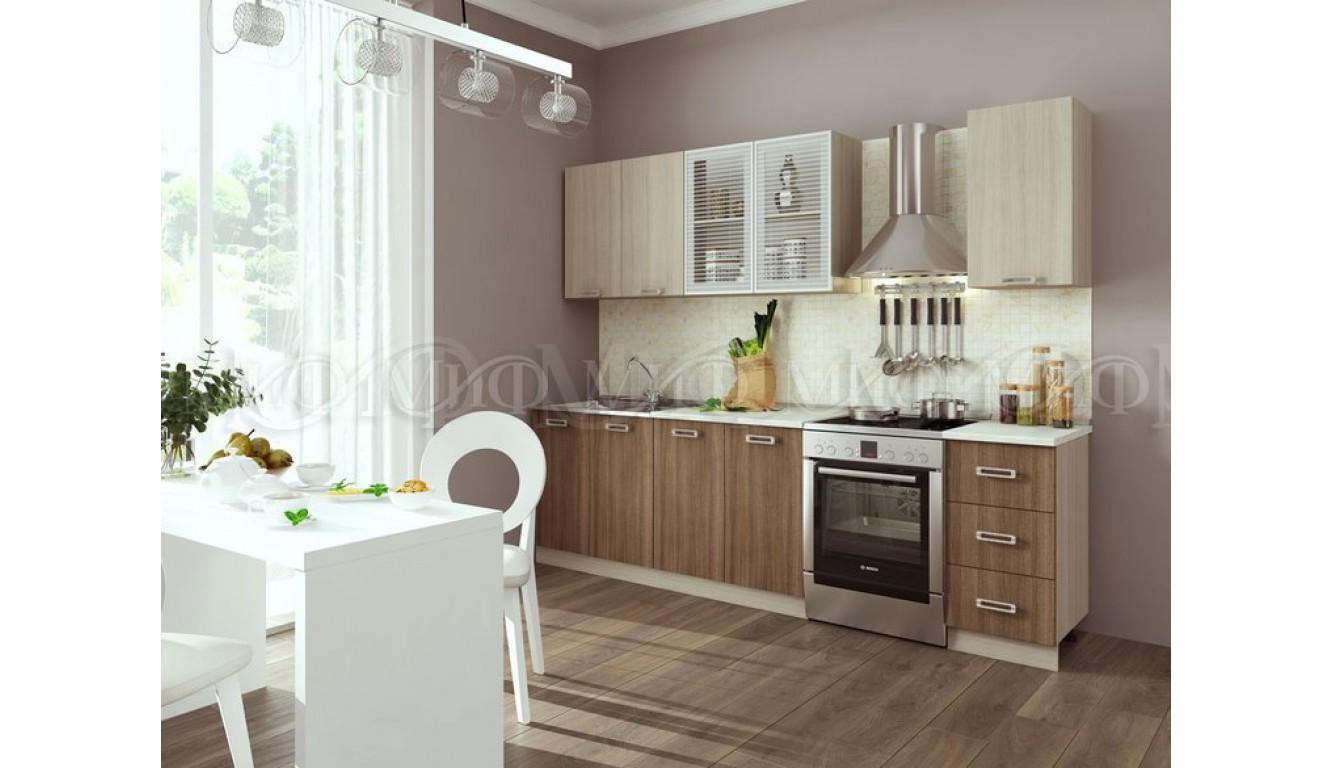 """Кухня """"Катя ЛДСП"""" 2.1м"""