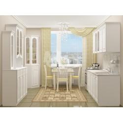 """Кухня """"Вероника МДФ"""" 2м."""