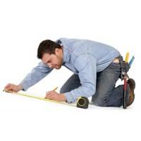 Делаем замеры помещения под корпусную мебель
