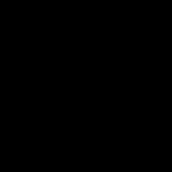 ЛДСП Шкаф верхний со стеклом (400х716х314)